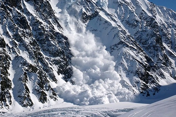 If you see an avalanche coming - don't panic!